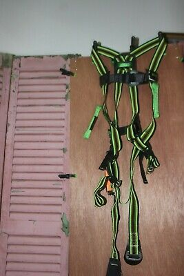 Miller Duraflex By Honeywell Safety Harness Used