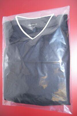 100 Clear 12 X 16 Poly Bags Plastic Flap Lock Top Dress Shirt Uline Best 2 Mil