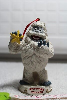 MIDWEST RUDOLPH RED NOSED REINDEER ISLAND OF MISFIT TOYS, RARE ORNAMENT 4