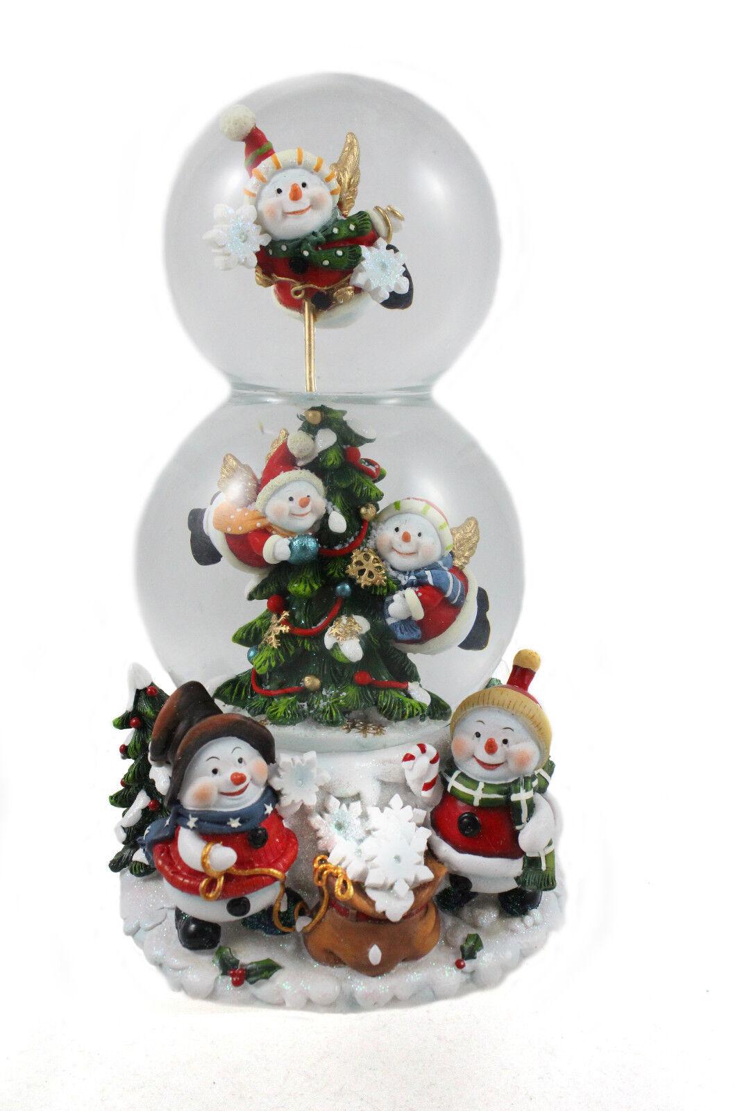 Schneekugel Test Vergleich +++ Schneekugel günstig kaufen!