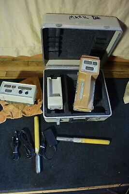Digitrak Directional Drill Set Model Mark Iii With Remote Display And Sonde