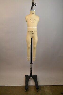 Wolf Collapsible Vintage Dress Form Mannequin Model 1983