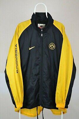 Activewear Men's Clothing Bvb Borussia Dortmund Full Zip Printed Sweat Jacket Coat Top Black Mens Football Sales Of Quality Assurance