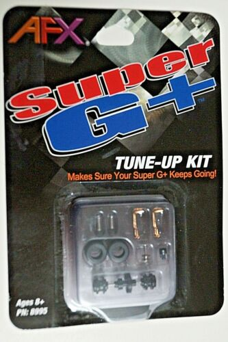 AFX 8995 TUNE UP KIT SUPER G+ HO SCALE SLOT CAR  FREE SHIPPING IN 1 BUSINESS DAY