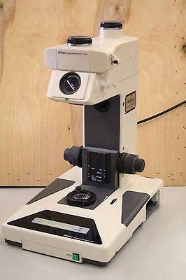 Nikon Microphot-se Microscope Stand
