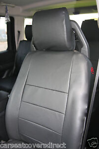 discovery 3 custom made car seat covers plain 7 seats no leather stitch or logos ebay. Black Bedroom Furniture Sets. Home Design Ideas