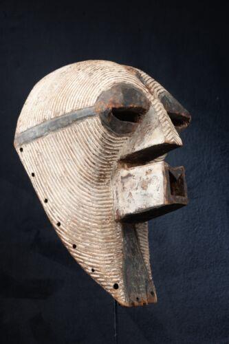 Songye, Kifwebe Mask, Democratic Republic of Congo, Central African Tribal Art,