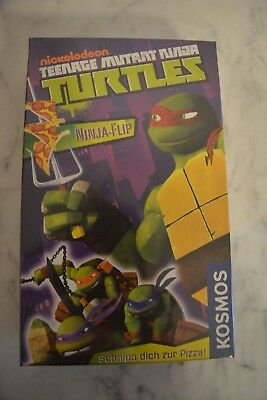 Kosmos 711047 - Teenage Mutant Ninja Turtles - Ninja-Flip, Reisespiel