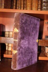 Imitation de la SAINTE VIERGE 1840 Très belle édition bien reliée - France - Époque: XIXme - France