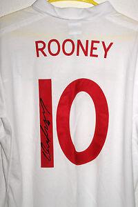 Signed-Wayne-Rooney-England-Shirt-COA-Proof