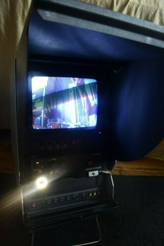 Ridgid SeeSnake TV/VCR Monitor with Remote  CLEAN