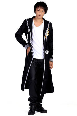 Fairy Tail Cosplay Costume Jellal Fernandes Casual Outfit Hoddie Cloak (Jellal Fairy Tail Kostüm)