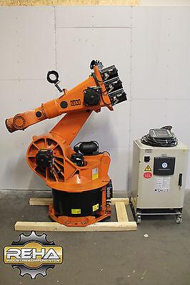 KUKA Roboter KR 150 inklusive Steuerung (V)KRC1 & Bedienpanel
