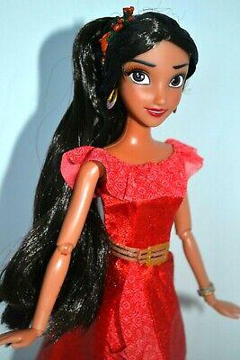 Disney Prinzessin Elena von Avalor Luxus Disney Store Film Puppe, Unverpackt