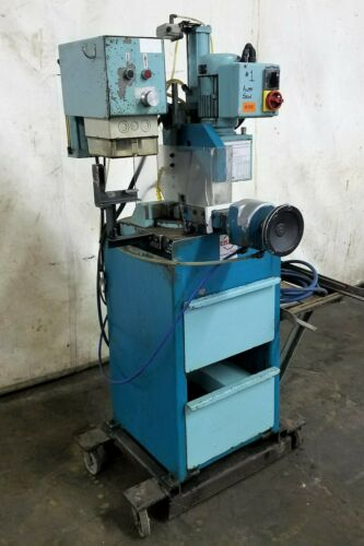 Eisele VMS 300PV Column-Type Cold Saw - Used - AM20609