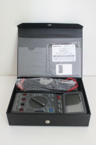Radio Shack 22-168A Digital Multi-Meter - GUC