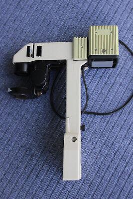 Nikon Diaphot Te Inverted Microscope Lamp House 12v100w Stand