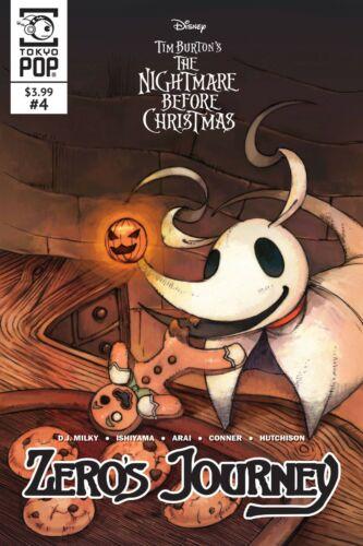 Nightmare Before Christmas Zero
