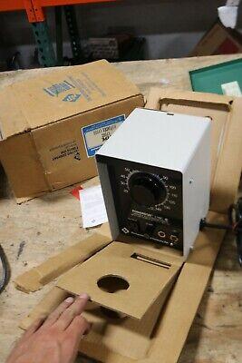New Superior Electric Powerstat L116c 10 Amp Variac