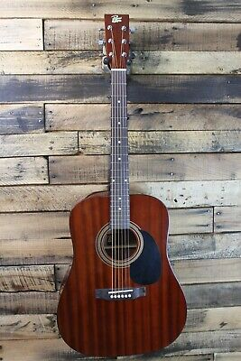 Rogue RA-090 Dreadnought Acoustic Guitar - Mahogny #R6249