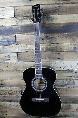 Savannah SO-SGO-09E-BK 000 Acoustic-Electric Guitar   #R5057