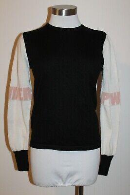 "PERFECT MOMENT ? Black Ivory ""POWDER"" Sweater sz.XS/S"