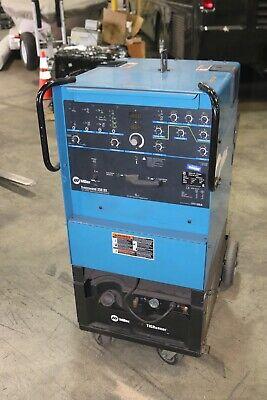 Miller Syncrowave 250 Dx  Tig Welder