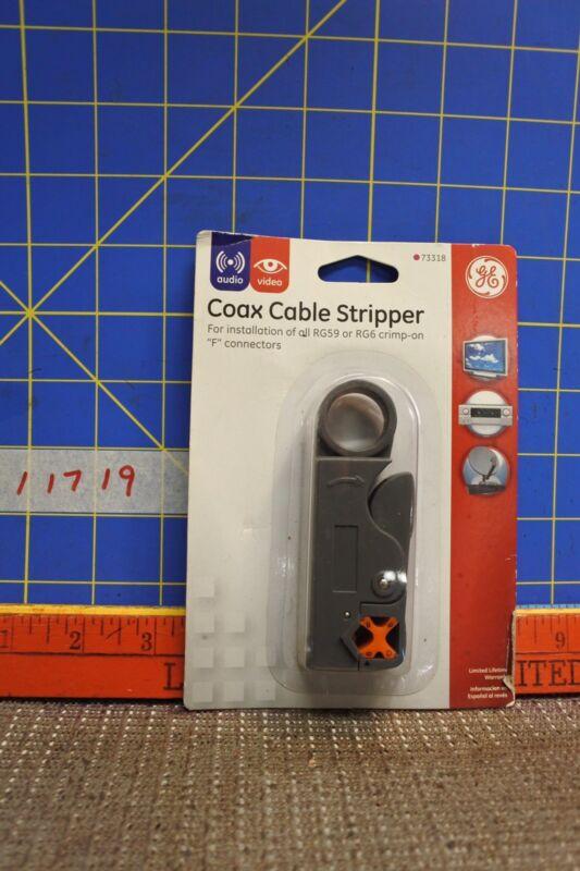Coax Cable Stripper