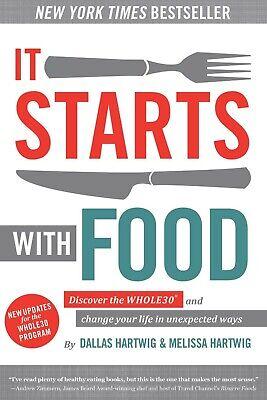 It Starts with Food by Dallas Hartwig and Melissa Hartwig (2014, Digitaldown)
