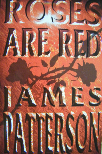 James Patterson Roses Are Red Softcover
