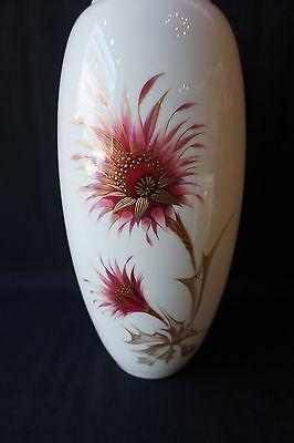 Heinrich Porzellan Vase - A&C Selb - Häckel-1280, handgemalt