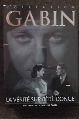 DVD la vérité sur bébé donge neuf toujours emballé 1952 jean gabin