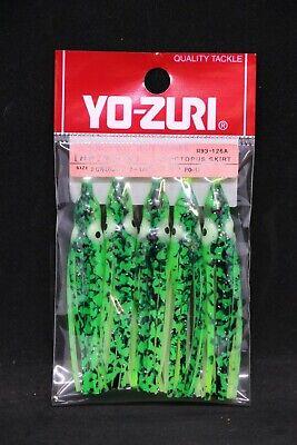 """Yo-Zuri Hydro Squirt Squid Lure R1170-TMRB Red Devil 5 1//2/"""" 140mm 5//8 oz Lure"""