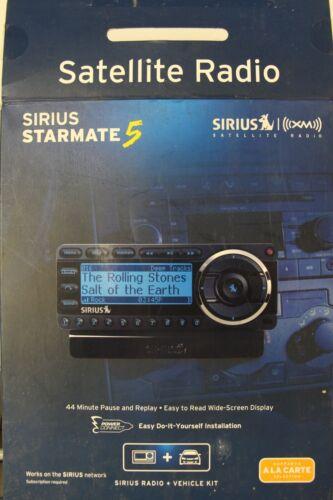 Sirius Starmate 5 Radio