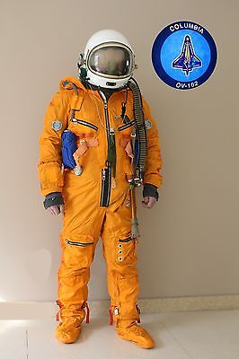 SPACESUIT Abscond HELMET  AIRTIGHT ASTRONAUT PILOT HELMET  FLYING SUIT-  P-8#