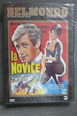 DVD la novice 1961 neuf emballé jean paul belmondo