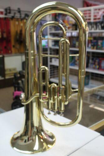 Jupiter JBR-462 Baritone Horn case Outstanding Condition Honest Wear FREEFREIGHT