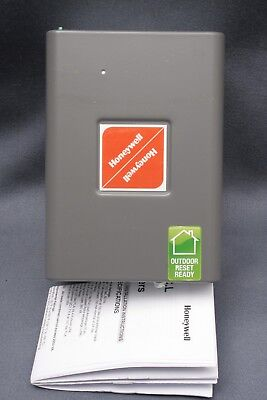 Honeywell Oil Electronic Aquastat Boiler Controller L7248c 1048 New Old Stock