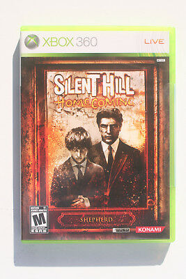 Silent Hill Homecoming Xbox 360 US NTSC in Mint and Complete Condition comprar usado  Enviando para Brazil