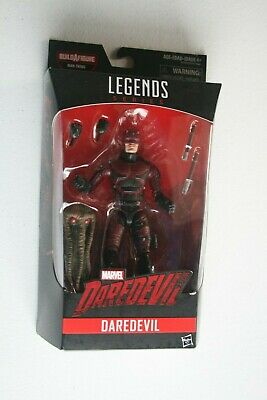 Marvel Legends Figure, Daredevil, Build-A-Figure, Man-Thing, 2017