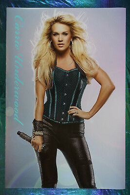 Sexy Carrie Underwood Country Music Celebrity Tour Picture Poster 24 X 36 New - Country Posters