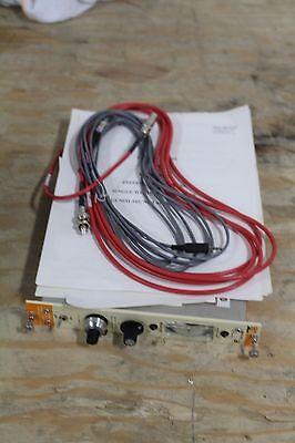 New Bertan Nim Bin Power Supply 0 2000v 342a