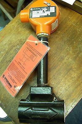 Sparling Tigermag Magnetic Flow Meter Model Fm625