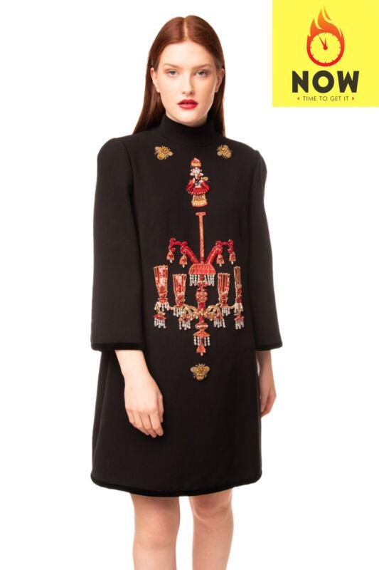 RRP €4940 DOLCE & GABBANA The Nutcracker Tunic Dress Size IT 46 / L Chandelier