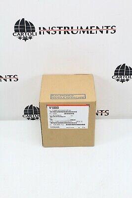 Yaskawa Cimr-vu2a0010faa Rev C V1000 Ac Vs Drive 2hp 9.6a 200-240v -new In Box-