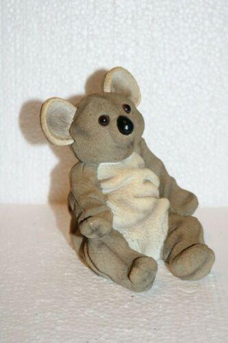 """""""D/B"""" DD 2000 Sydney Koala Bear Resin Coin Bank 6"""" inches tall"""