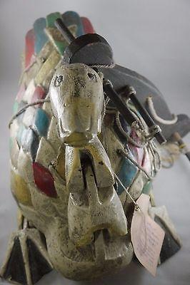 Vintage 1800'S Thai Burmese Handmade Vintage Marionette String Goose Puppet