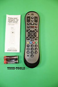Two New Comcast Xfinity X1 Xr2 P2 Remote Will Also Work