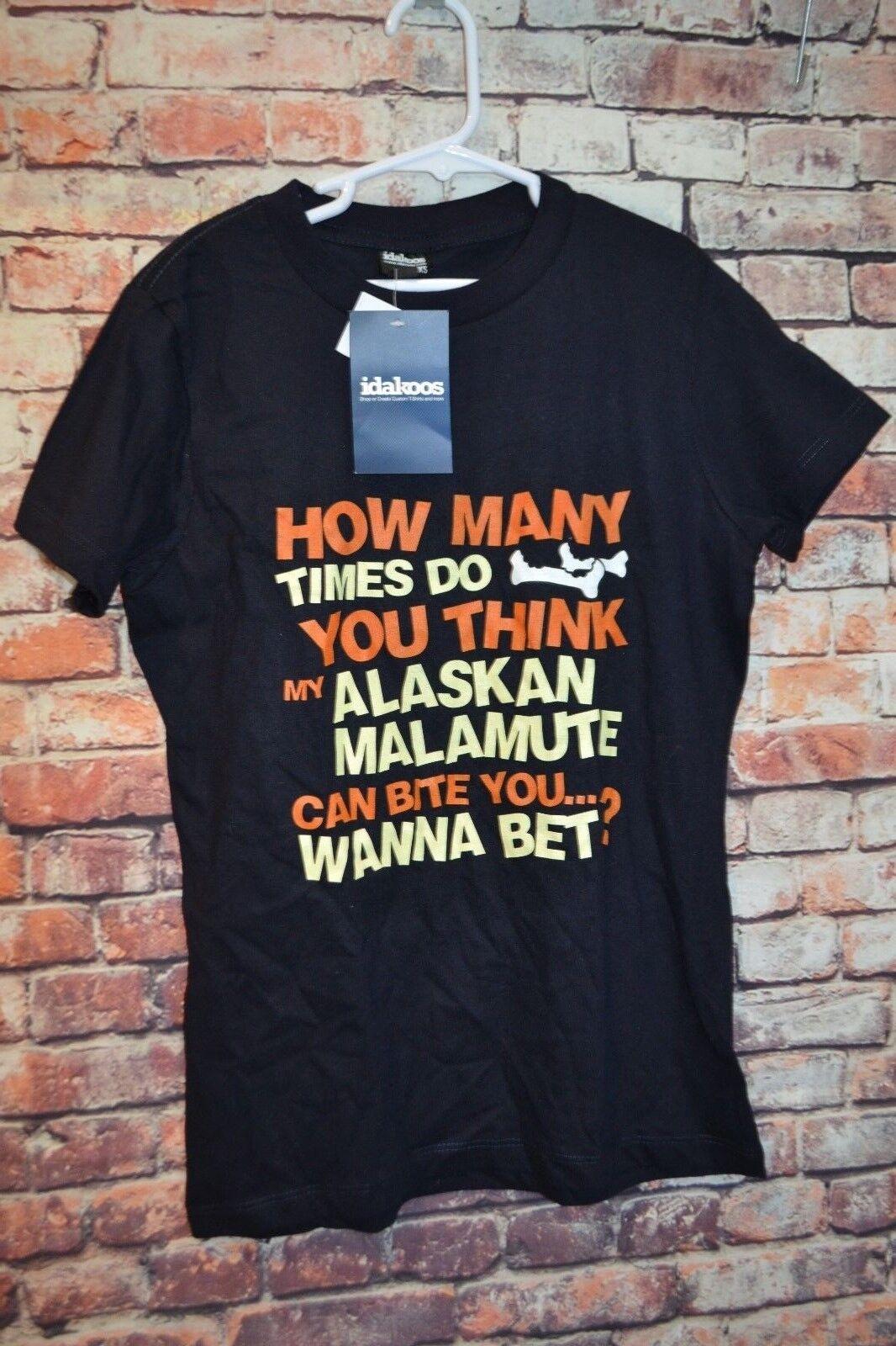 idakoos T-Shirt - Womens Sz XS - NWT