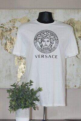 New t shirt men Versace Medusa Logo 2020